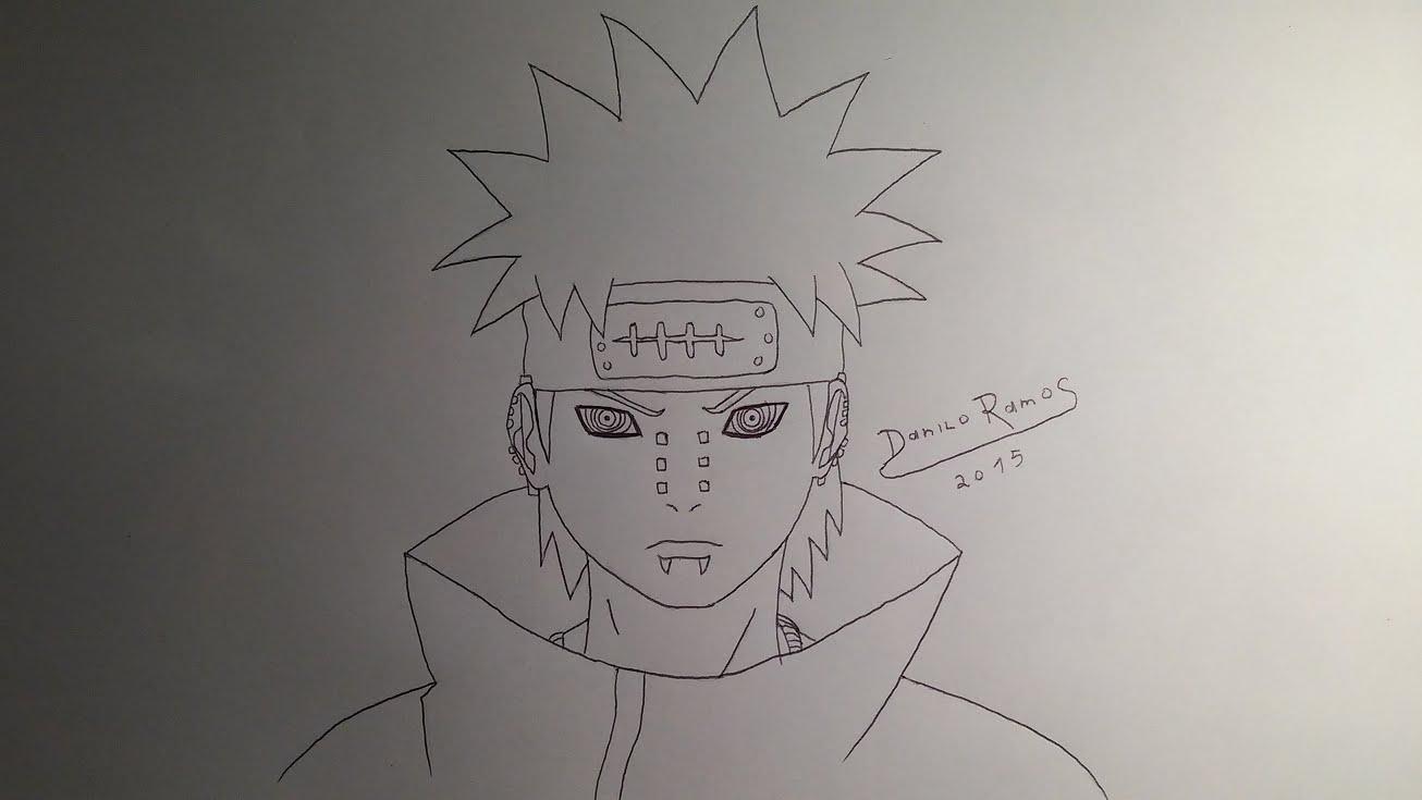 Drawn naruto pein Unsubscribe Naruto) YouTube Pain/Pein How