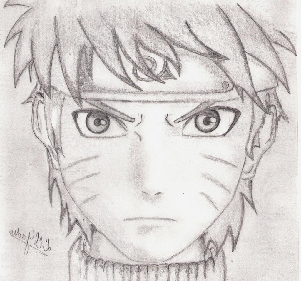 Drawn naruto pencil sketch Art Drawing Drawing  Pencil