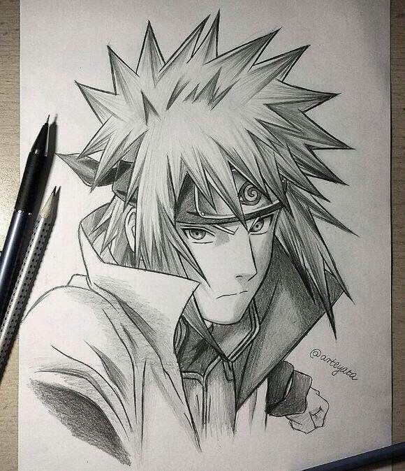 Drawn naruto pencil sketch It ideas says: 25+ the