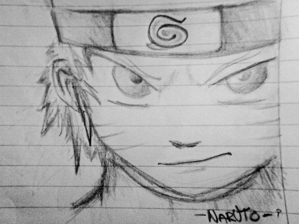 Drawn naruto pencil sketch On drawing naruto DeviantArt weedle