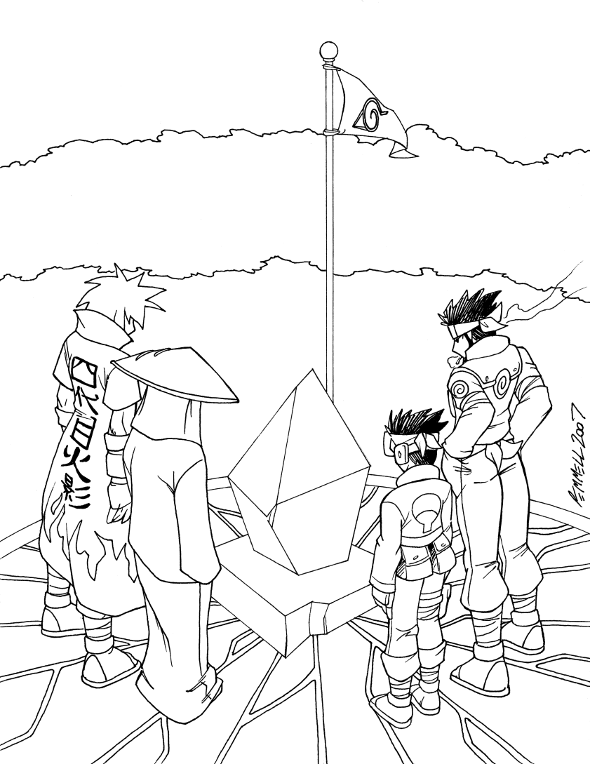 Drawn naruto sad Ghosts DeviantArt Sadness by Naruto