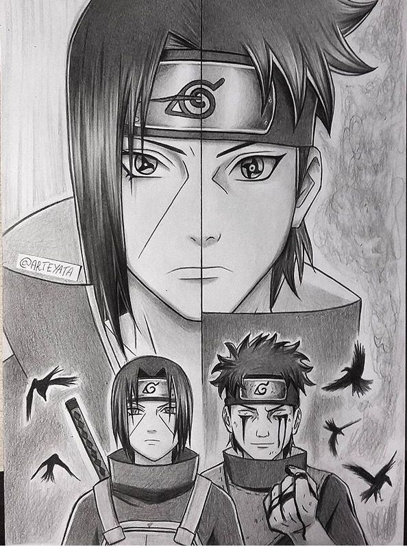 Drawn naruto sad Drawing Pinterest on images best