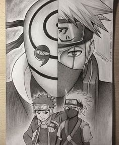 Drawn naruto sad Bonds Naruto it in darkness
