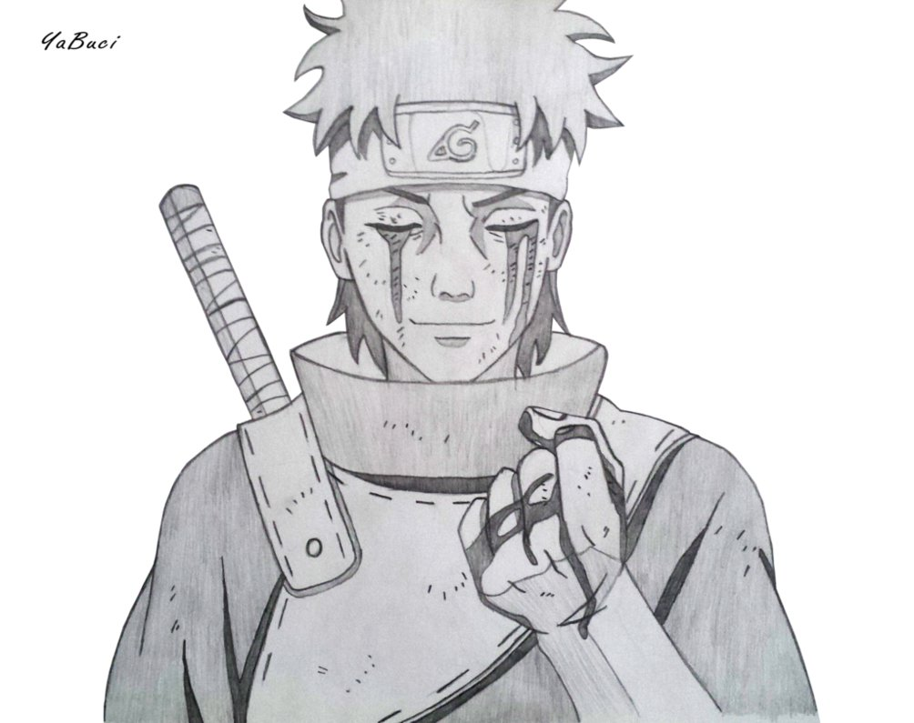 Drawn naruto sad Uchiha Naruto YaBuci Uchiha on