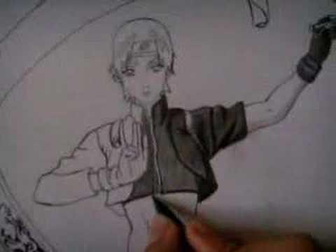 Drawn naruto sai (Naruto) Jardc87 By Sai YouTube