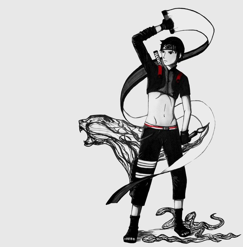 Drawn naruto sai MP Naruto: DeviantArt MP R
