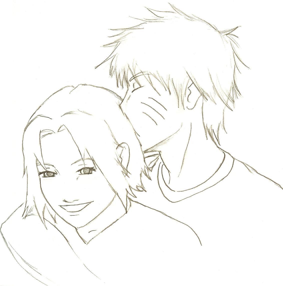 Drawn naruto sakura And by Naruto and Sketchlerette
