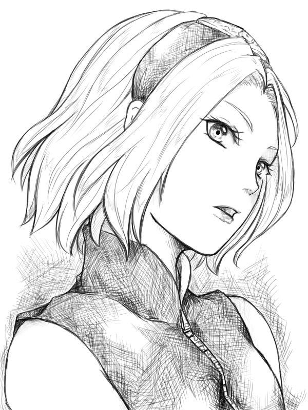 Drawn naruto sakura Best about 1207 Naruto and