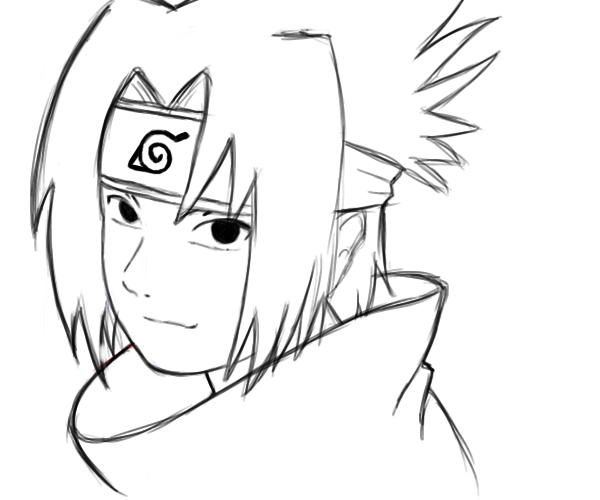 Drawn naruto sasuke Uzumaki [quote_box_center]His interactions Sasuke series