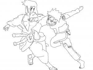 Drawn naruto sasuke How how to step sasuke