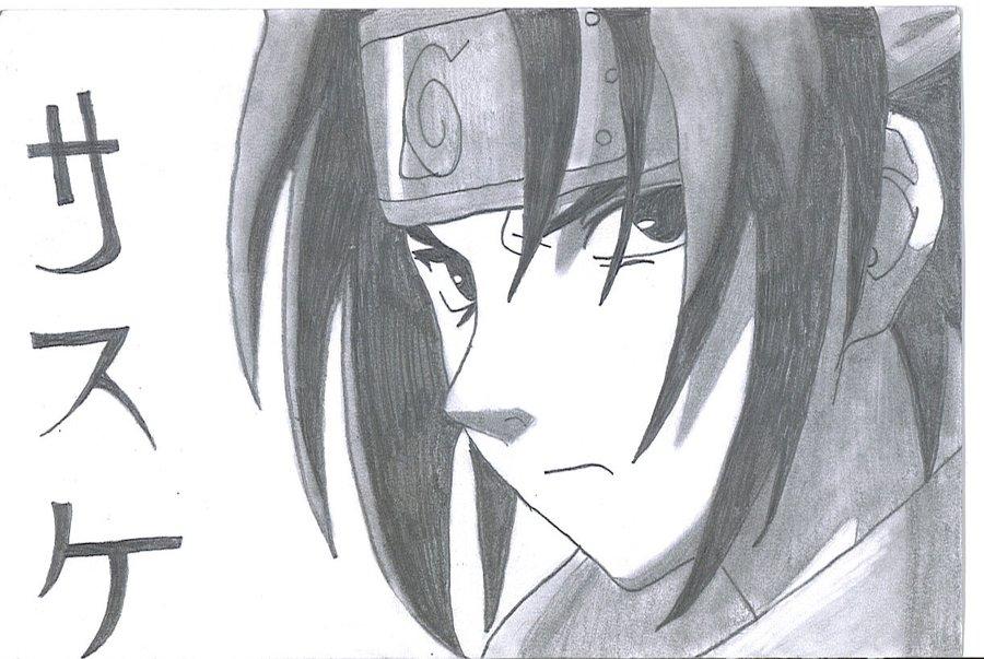 Drawn naruto sasuke By Naruto Sasuke Sasuke Naruto
