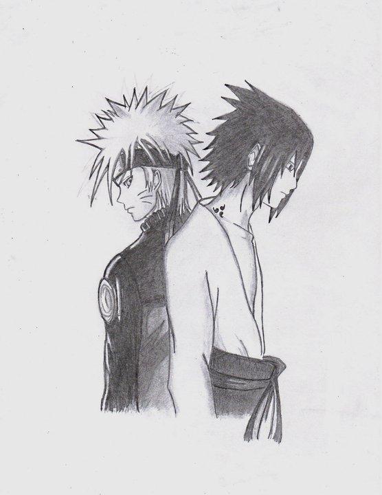Drawn naruto sasuki And 2017 Drawing Sasuke ©
