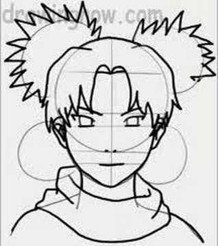 Drawn naruto temari YouTube From Art Temari Learn