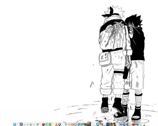 Drawn naruto wallpaper Naruto Drawn Hand on Current