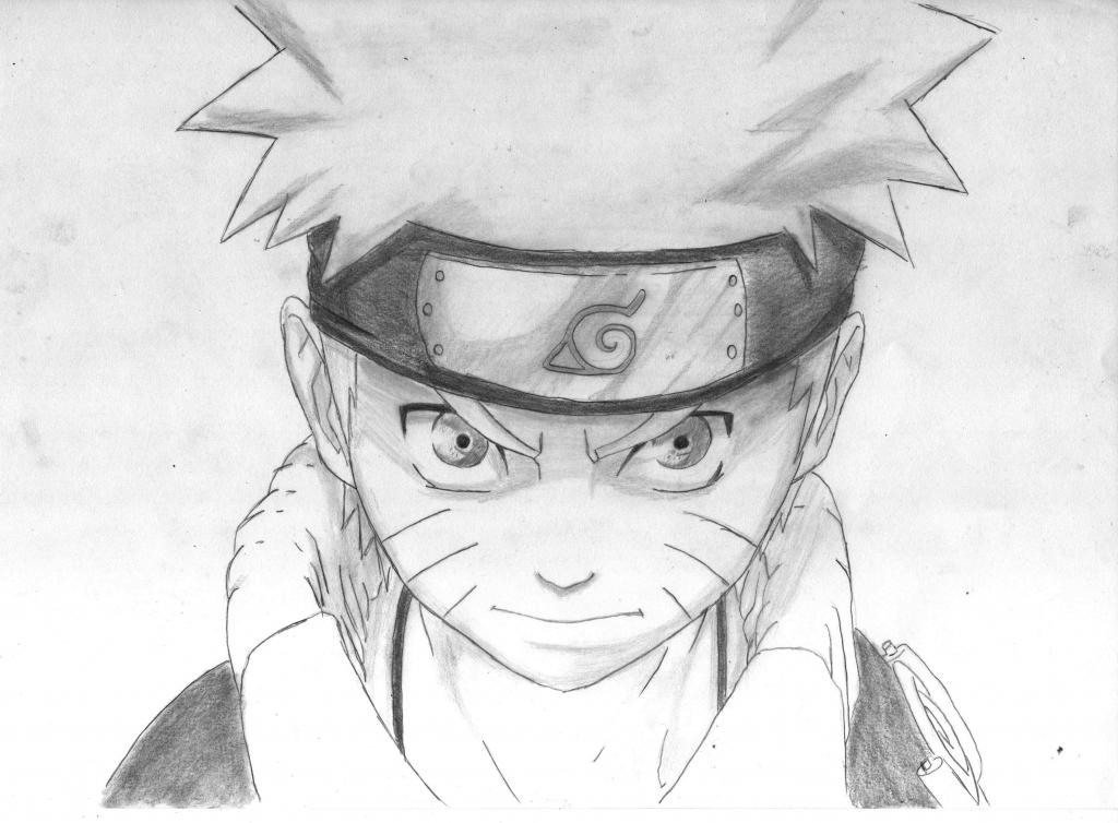 Drawn naruto wallpaper Manuel Naruto Wallpaper Anime Pencil