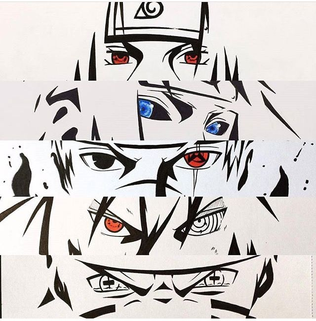 Drawn naruto wallpaper On naruto about the images