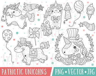 Narwhal clipart magical Clip Images Unicorn 4th Unicorn