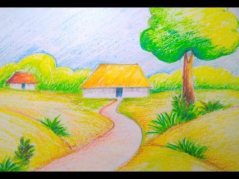 Drawn scenery cute 25+ scenery tutorial Best for