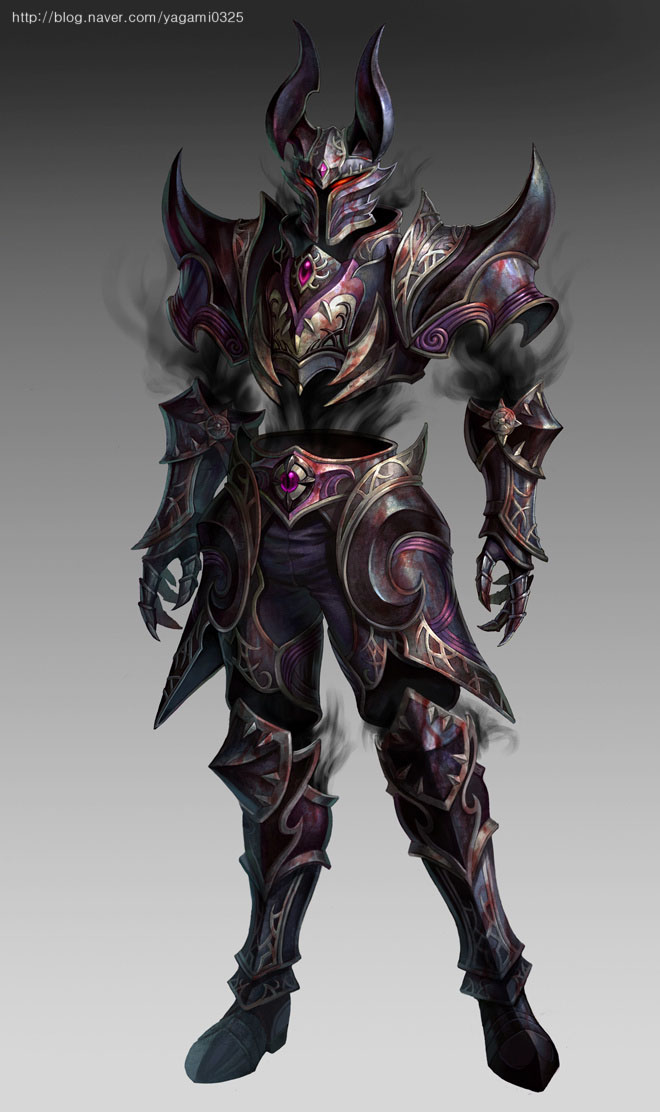 Drawn night chaos knight Of the the by DeviantArt