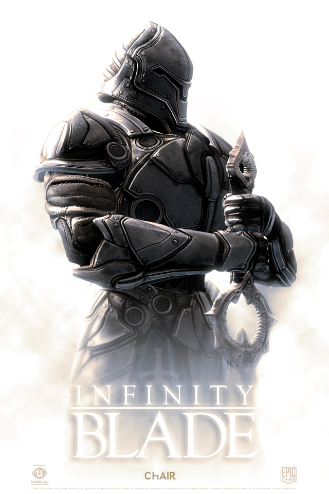 Drawn night infinity blade Wallpape King Dseo by Vilbor