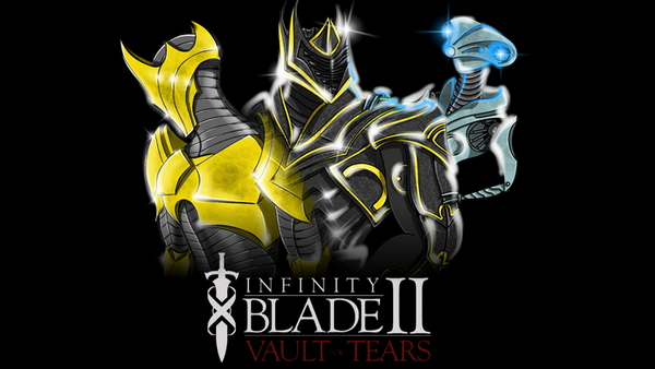 Drawn night infinity blade Infinity Wallpaper on II: Blade