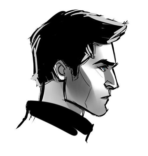 Drawn profile basic L Pinterest Profile W T