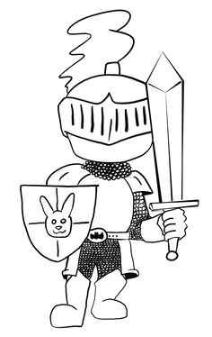Drawn night shining armor clipart Knight Free Pinterest for In