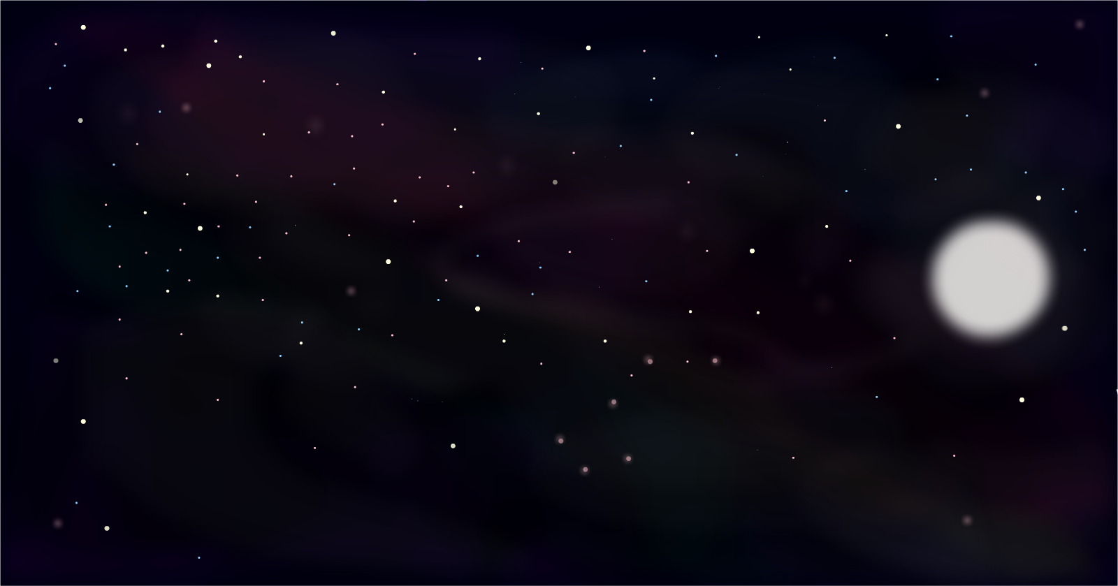 Drawn night sky » SketchPort one » Nightsky