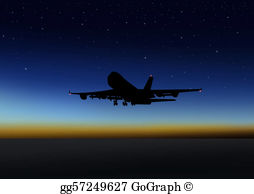 Drawn night sky clipart Flying GoGraph Haunted Night ·