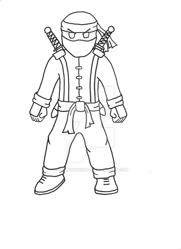 Drawn ninja Smashingninja Ninja drawn smashingninja Ninja