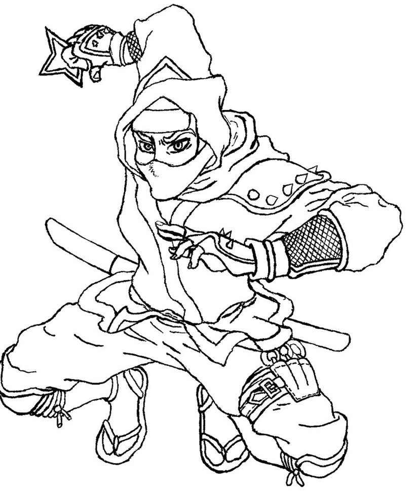 Drawn ninja Ninja DeviantArt Ninja TheBrilliantFool by