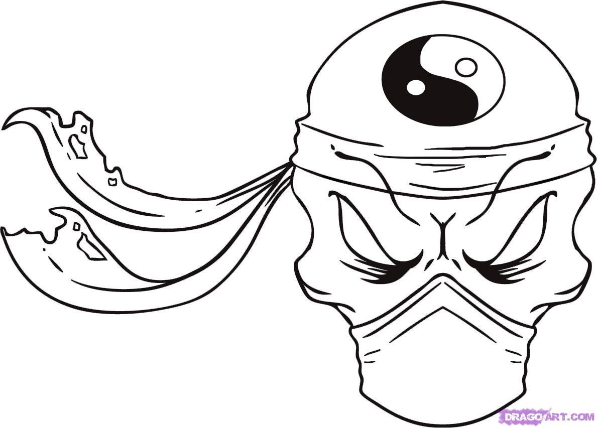Drawn ninja Pop a Culture to to