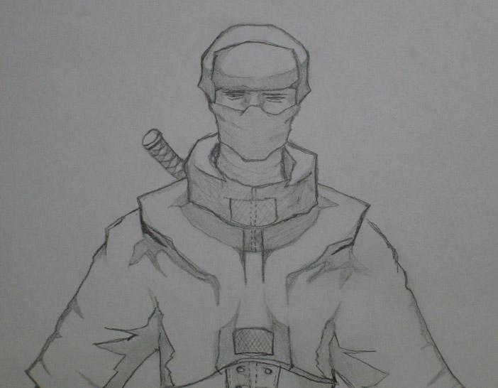Drawn ninja Ryu drawn by ryu drawn
