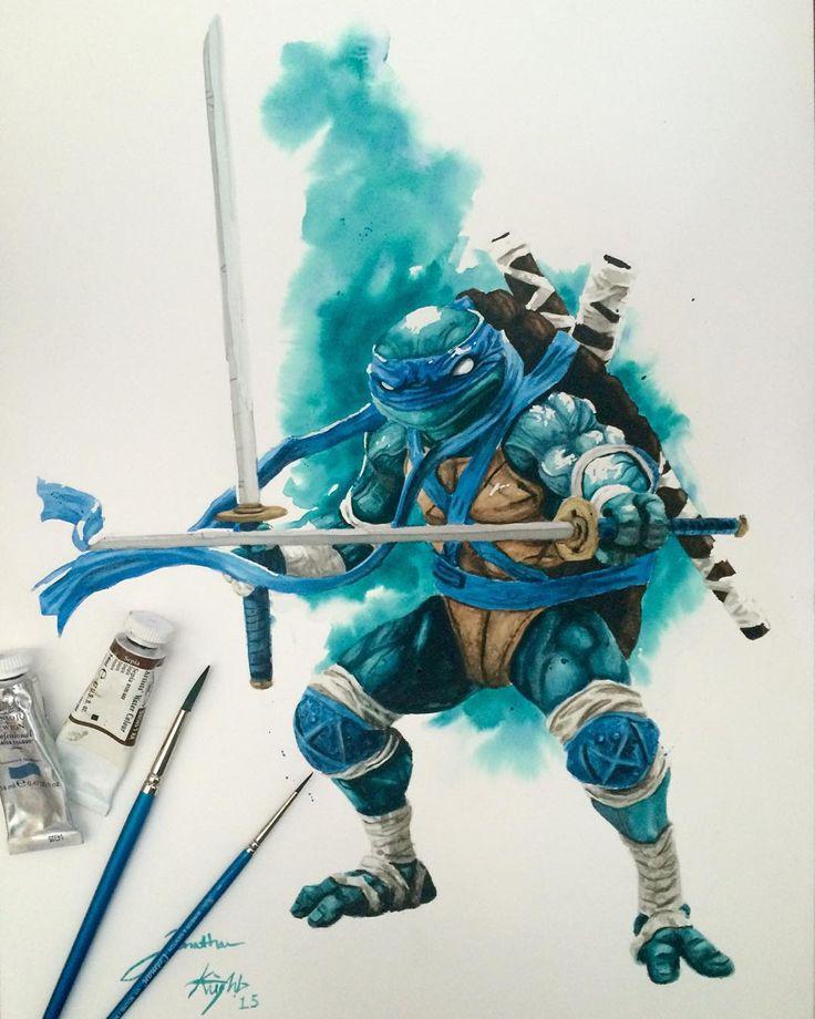 Drawn ninja sick TMNT best Knight 1317 images
