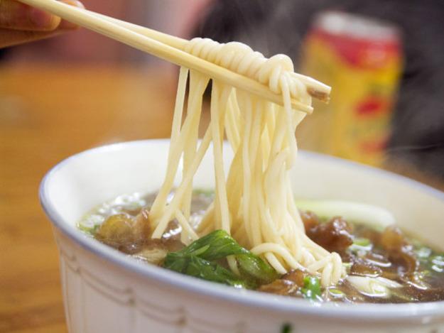 Drawn noodle #12