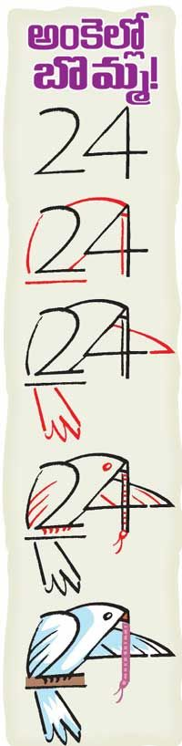 Drawn number drawing Under Drawing All Best ideas