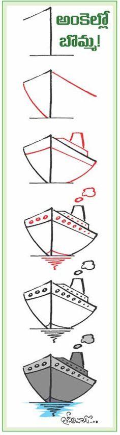 Drawn number drawing Pavuluri Under Numbers 25+ on