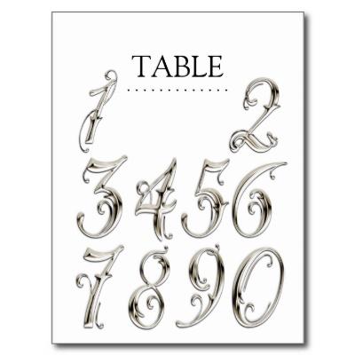 Drawn number fancy font Fonts number free Number Fancy