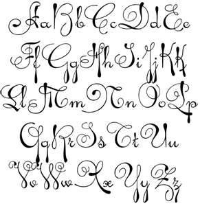 Drawn typeface fancy Letters here: Pinterest JOIN http:/