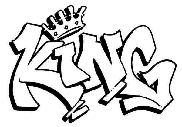 Drawn number graffito Graffiti jpg Graffiti faith Colouring