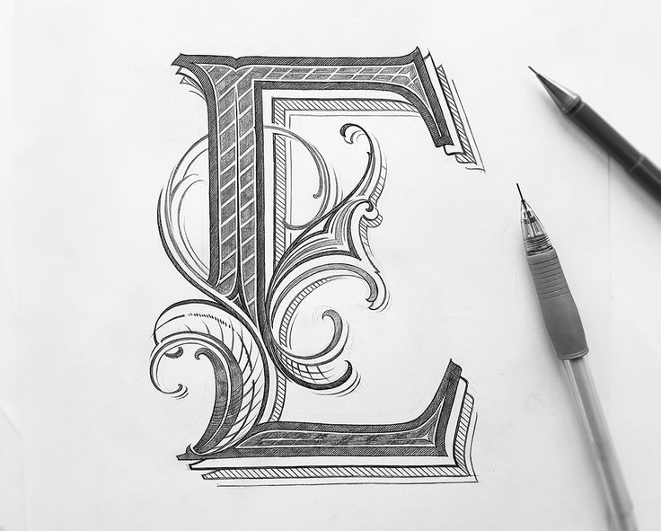 Drawn number hand lettering Drawn designs 25+ and Collection