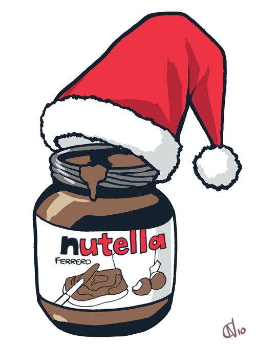 Drawn nutella #5