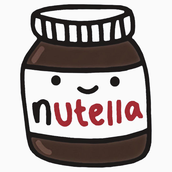 Drawn nutella #10