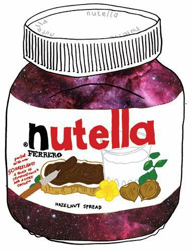 Drawn nutella #14