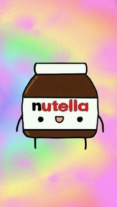Drawn nutella #15