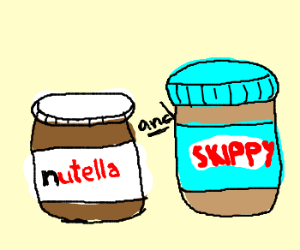 Drawn nutella #13