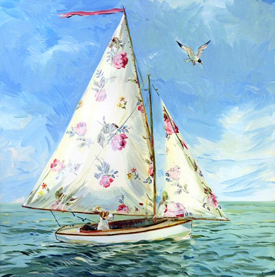 Drawn sailboat painted Is art this Pinterest would