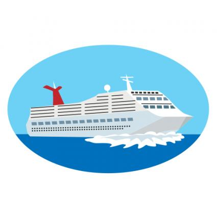 Ferry clipart boat Art Clip Cruise  Ship