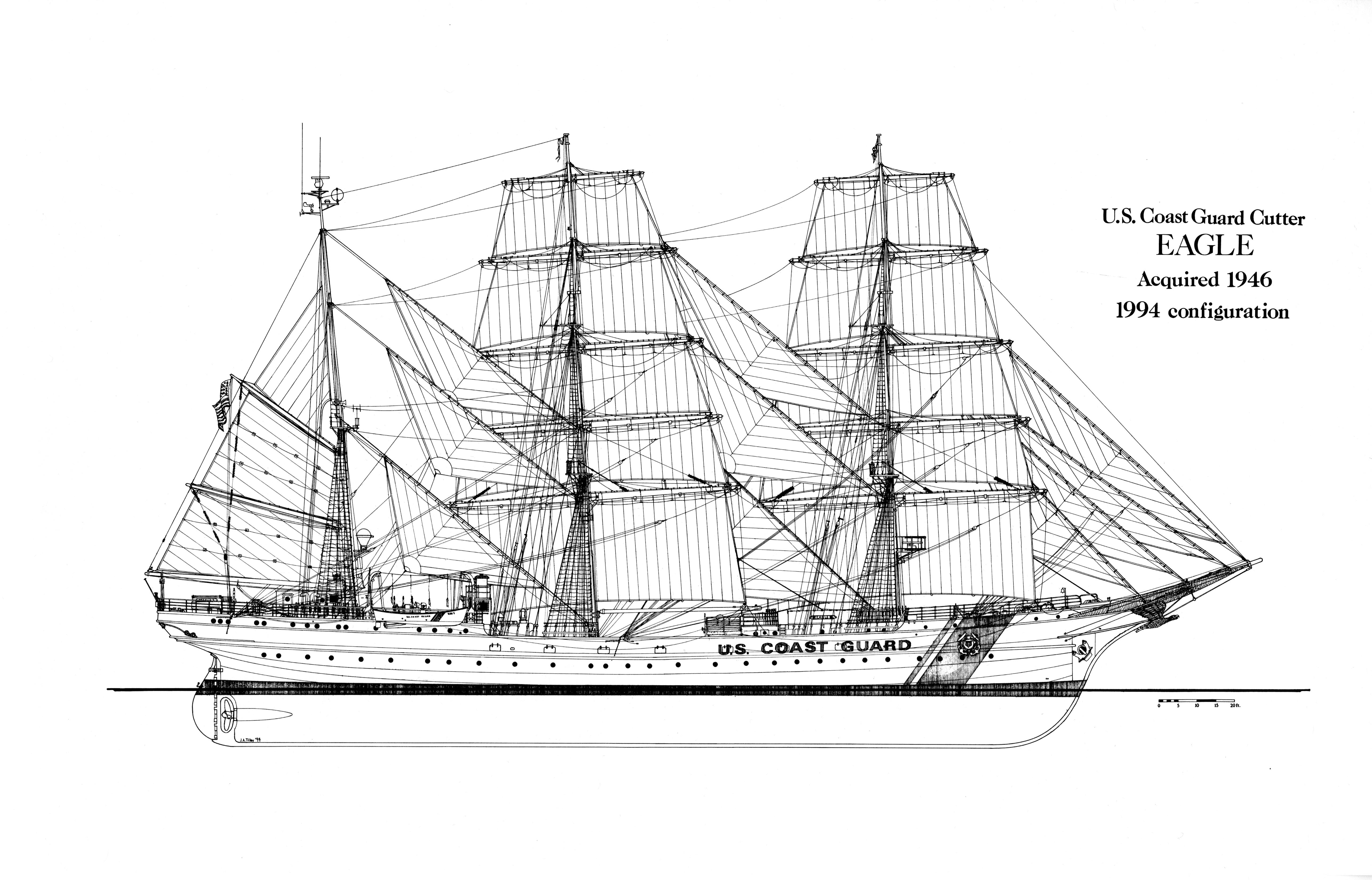 Drawn amd ship Historic Plans Unique Coast Lighthouse