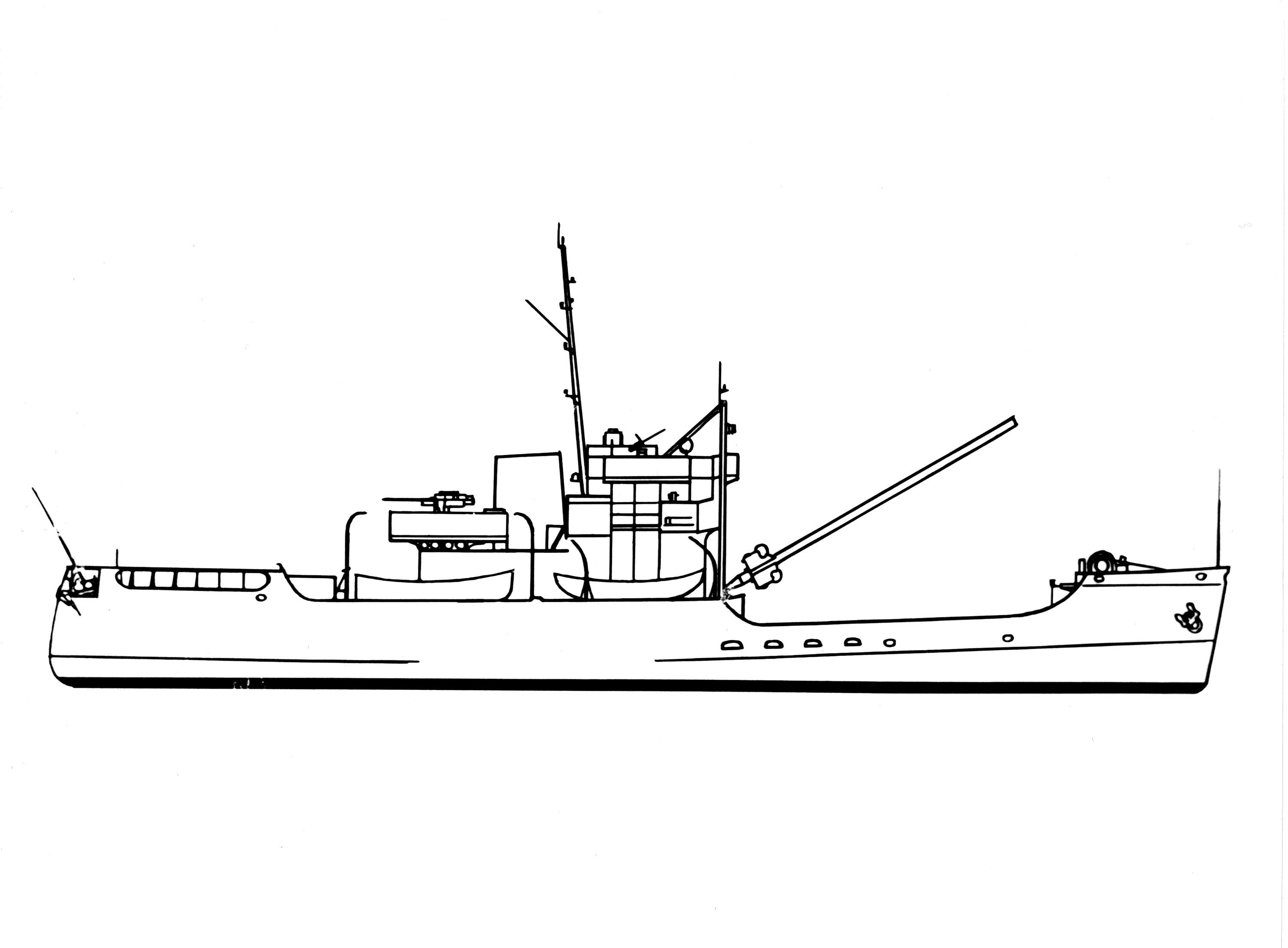 Drawn amd ship Line Historic Plans and Other